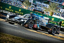 24h Daytona 2018: So liefen Qualifyings, Trainings mit Alonso