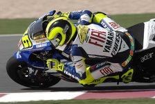 MotoGP - Rossi gratuliert