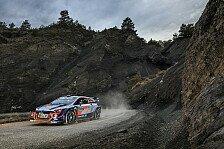 WRC - Bilder: Rallye Monte Carlo - Tag 1