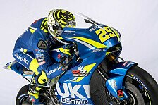 MotoGP - Bilder: Suzukis MotoGP-Bike für die Saison 2018