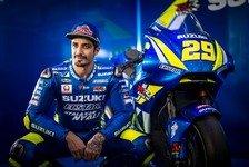 Live-Ticker: Suzuki präsentiert MotoGP-Bike für 2018