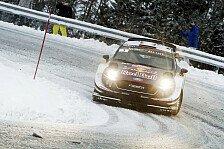 WRC - Bilder: Rallye Monte Carlo - Tag 2