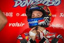 MotoGP-Deal: Andrea Dovizioso verlängert bei Ducati