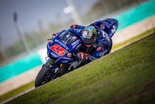 MotoGP-Test Sepang 2018: Maverick Vinales Schnellster an Tag 2
