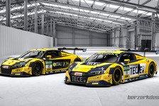 Neues Team EFP by TECE startet mit 2 Audi R8 LMS