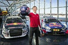 Nach Audis WRX-Aus: Mattias Ekström kündigt Optionen an