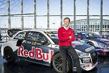 Mattias Ekström zieht sich aus WRX zurück: Trauriger Moment