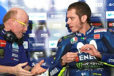 Valentino Rossi: MotoGP-Vertrag für 2019 fix? Yamaha dementiert