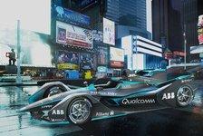 Formel E 2018/19: Bilder und Video des neuen Formel-E-Autos