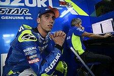 Alex Rins verlängert für zwei Jahre mit Suzuki in der MotoGP