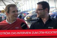 Mattias Ekström im Interview: DTM-Rücktritt, Hater, Comeback?