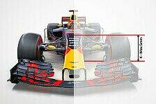 Formel 1 2018: FIA verbietet Technik-Trick an Vorderachse