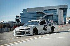 Monster Energy NASCAR Cup Series Testfahrten in Las Vegas