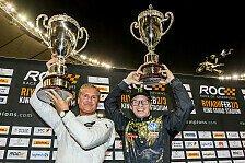 Race of Champions 2018: Coulthard gewinnt bei deutschem Debakel