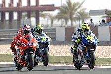MotoGP - Rossi ist sauer