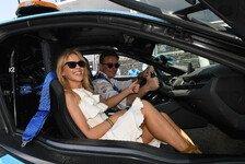Formel E: Kylie Minogue verzaubert Chile