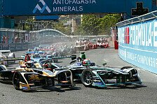 Formel E aus Fahrer-Sicht: Das komplexeste Rennauto der Welt?