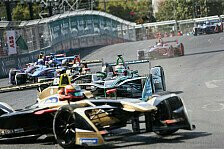 Formel E Chile: Vergne siegt - 1. Podest für Rookie Lotterer
