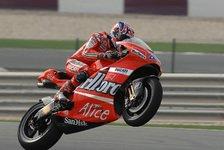 MotoGP - In Jerez ist die Kraft nutzlos