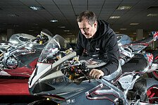 John McGuinness gibt Isle-of-Man-TT-Comeback mit Norton