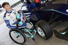 Nach dem Unfall: Billy Monger gibt Formel-Comeback in F3