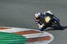 Moto3-Test in Jerez: Philipp Öttl erneut im Spitzenfeld
