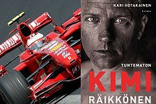 Formel 1: Kimi Räikkönen bringt Biografie - Iceman packt aus