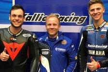 Sandro Cortese wechselt 2018 zu Kallio Racing in die WorldSSP