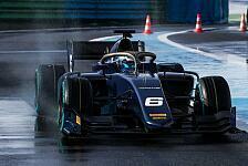 Näher dran an Formel 1: Top-Debüt für neues Formel-2-Auto