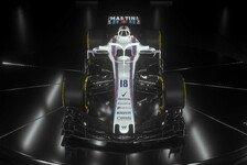 Formel 1 2018: Williams launcht neuen FW41 - erste Bilder
