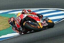 Honda dominiert MotoGP-Test in Thailand - Ist das etwas wert?