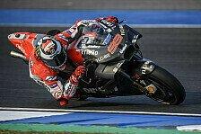 Ducati: Die neuen MotoGP-Flügel für 2018 im Detail