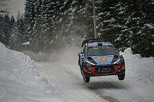 WRC Rallye Schweden: Hyundai-Pilot Thierry Neuville gewinnt