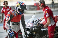 MotoGP Le Mans: Andrea Dovizioso erklärt seinen Crash
