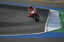 Jorge Lorenzo ratlos: Ducati-Pilot in Thailand abgeschlagen
