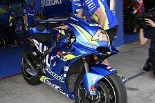 MotoGP-Test Thailand 2018: Honda und Suzuki mit neuen Winglets