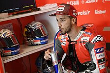 MotoGP: Andrea Dovizioso lehnt erstes Ducati-Vertragsangebot ab