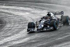 Formel 1: Red Bull RB14 als erstes F1-Auto auf der Strecke!