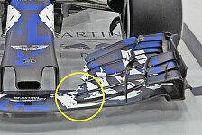 Formel 1 Bilderserie: Red Bull RB14 im Technik-Check