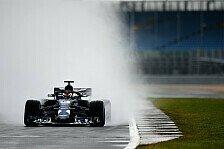 Erster Formel-1-Crash 2018: Red Bull RB14 begeistert trotzdem