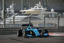 Beckmann startet 2018 in der GP3 Series mit Jenzer Motorsport