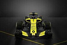 Launch-Nachlese: Sauber & Renault präsentieren Formel-1-Boliden