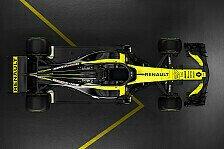 Formel 1 - Video: Formel 1 2018: Der neue Renault R.S.18 im Rundumblick