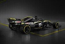 Formel 1 2018: Renault R.S.18 enthüllt - alle Fotos