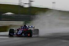 Formel 1, Toro Rosso zeigt nach Leak sein Auto für 2018