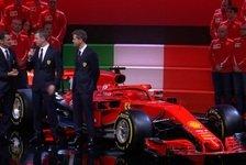 Formel 1 2018, Ferrari SF71H: Vettel, Räikkönen auf WM-Mission