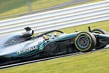 Formel 1 2019: Mercedes verkündet Shakedown-Termin für W10