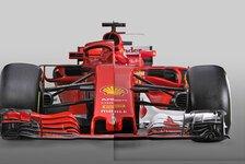 Bilderserie: Ferrari SF71H im Formel-1-Technik-Check 2018