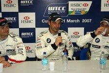 Mehr Motorsport - WTCC - BMW dominiert erstes Rennen