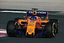 Formel 1 2018: McLaren enthüllt Papaya-MCL33 mit Renault-Power